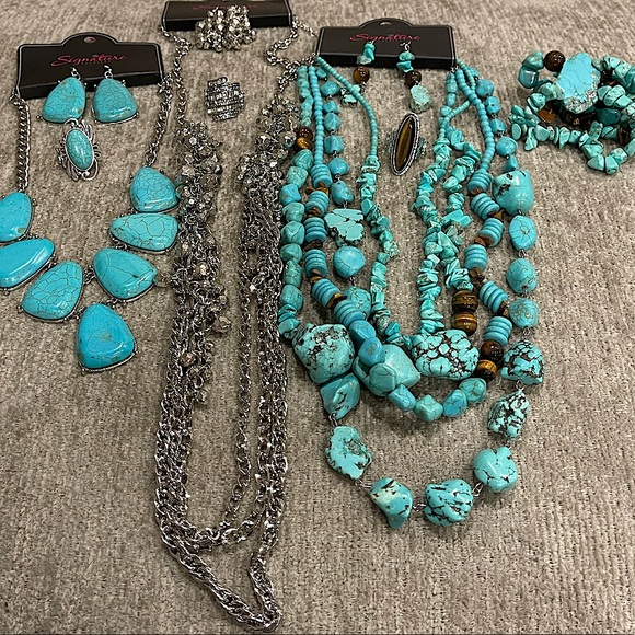 3 - Zi Collection Signature Series Necklace Sets